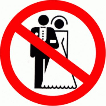 forbid to marry